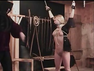tortured by a monk 1