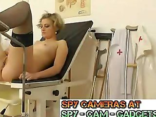 Hospital Gynecological3 Spy Cam Hidden Camera