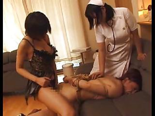 Japanese Doctor & Nurse a weak patient - RTS