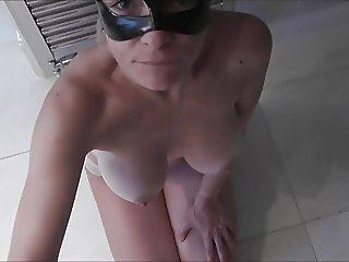 Catwoman facial blast