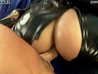 Glamour girlfriend hard sex