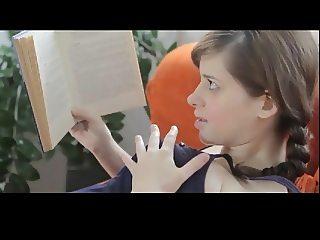 Pregnant Teen Beauty Fingering On Sofa BVR