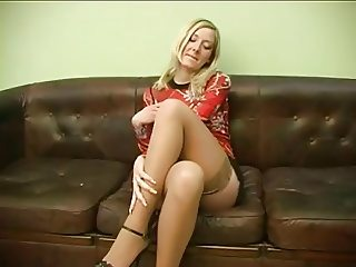 Blonde Student Gets A Fucked In Ass,By Blondelover