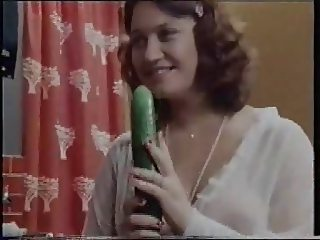 Cucumber Fun Vintage