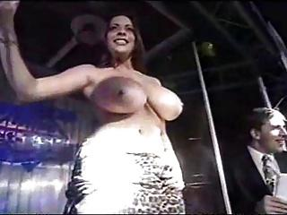 Linsey Dawn Mckenzie - Wet T-Shirt Contest Appearance