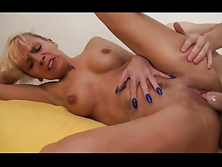 french cougar nympho fucked by young guy