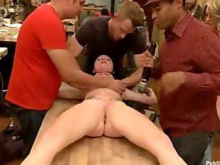 brutal public fuck