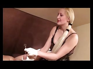 mistress and urethral vibrator