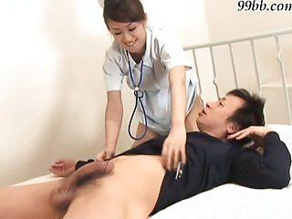松田亜美 - ナースのお仕事 Ami Matsuda Japanese Nurse