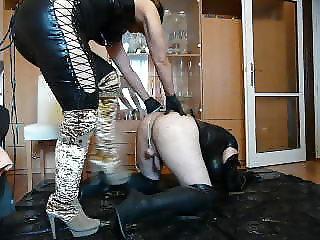 Dogslave torture