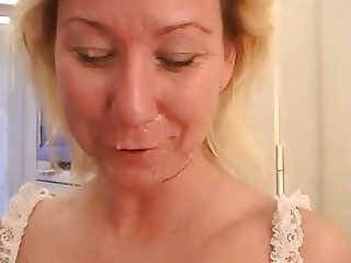Lizette - A Danish Milf dressed as a French Maid