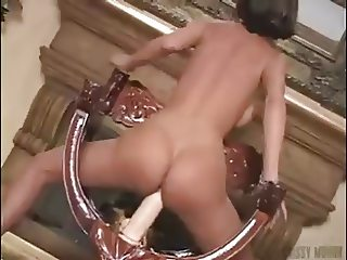 SwissO Favorite Dildo Ride