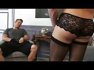 deux mecs en tenus sex 1