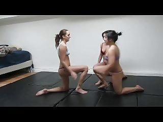 Facesitting Wrestling