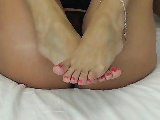 Sexy Webcam Feet
