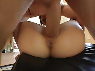 Half Thai British Girl Likes Big Dick