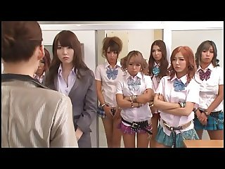 Japanese Horny School Teacher Special
