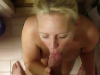 Swedish Blonde BJ