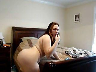 Chubby Wife Gina Masturbating - negrofloripa