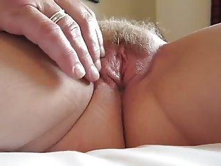 My wife in Norway after orgasm