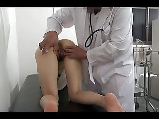 Doctor Visit Part 1 Cleans that pussy