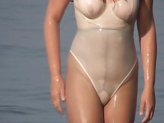 Pantyhose Beach