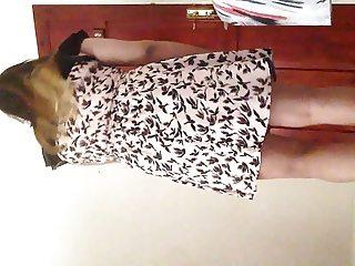 sissy cross dressing