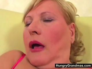 grannyporno blonde