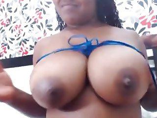 Tie them up, spit n slap those Fat Black Tits