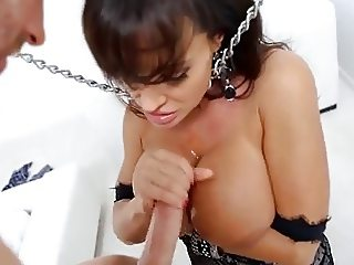 Chained Milf L A Enduring Rough Fucking