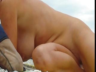 Mature Milf Nudist