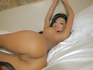 Beautiful Asian Solo