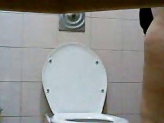 hijab spy toilet