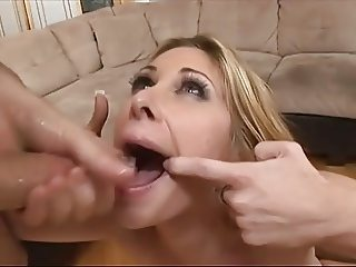 Tiffany Mynx 7 loads swallowed