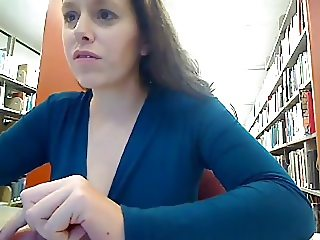 Web cam at library 3