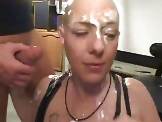 HEAD SHAVED AND FUCKED - adrianpotts