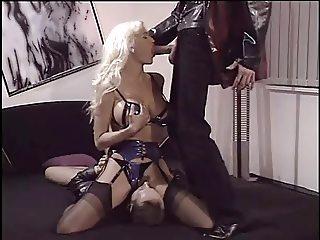 Raunchy Blonde Milf MC169