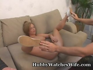Spinner Wife Fucked By Older More Experienced Stud