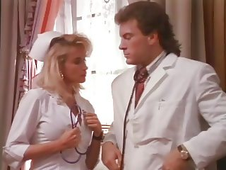 The doctor and the nurse get it on