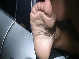 Feet off my wife 5