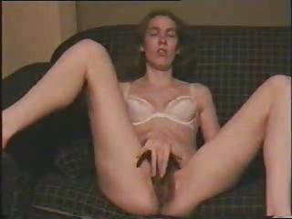 A wild orgasm