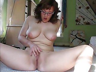 Amateur Masturbation glasses