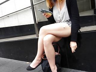 Bare Candid Legs - BCL#030