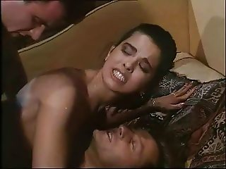 SH Retro Pornstars Angelica Bella Loves To Be Double P