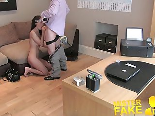 MisterFake Tight young half asian refuses anal