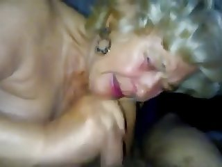 Grandma likes suck cock