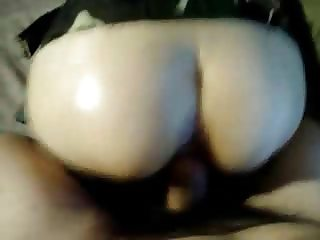 Argentinian girl with great ass taking up a cock and moaning