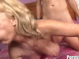 Raunchy Jessica Moore loves hard cock