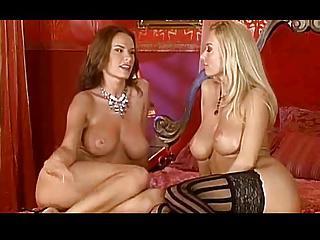 Anita Dark  and Wanda Curtis topless talk