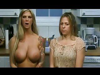 Brooke Banner topless talk